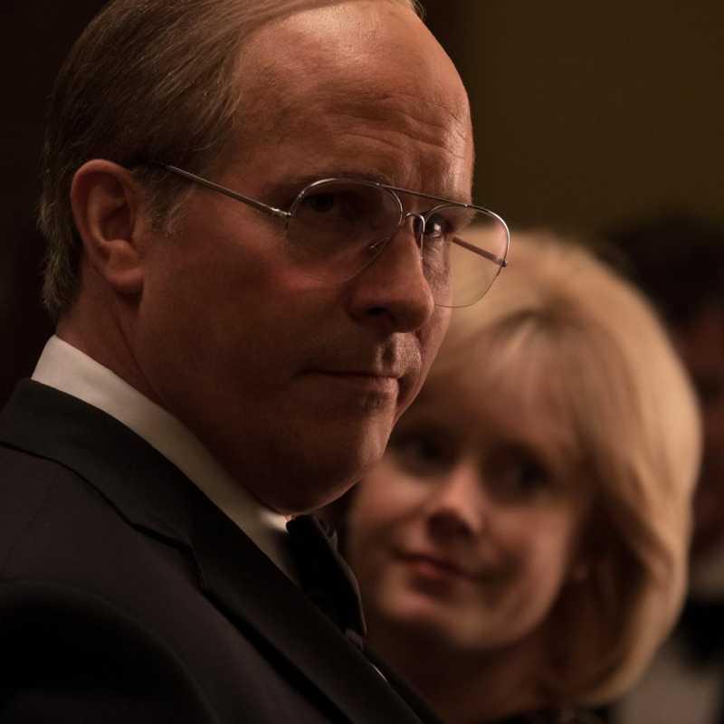 Fotograma de la película 'El vicio del poder'
