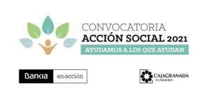 Convocatoria Acción Social 2021 'Ayudamos a los que ayudan'