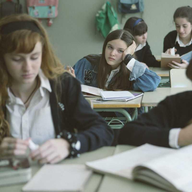 Fotograma de la película 'Las niñas'