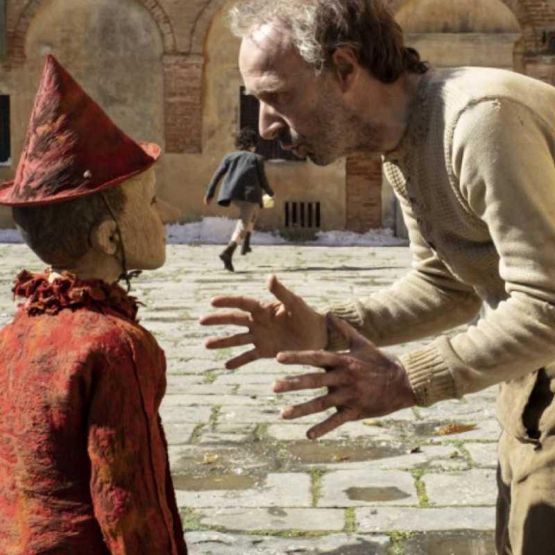 Fotograma de la película 'Pinocchio'