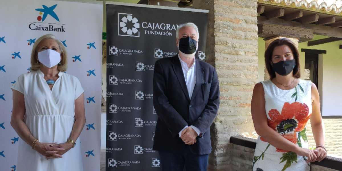 CajaGranada Fundación y CaixaBank, patrocinadores del Festival Internacional de Música y Danza de Granada
