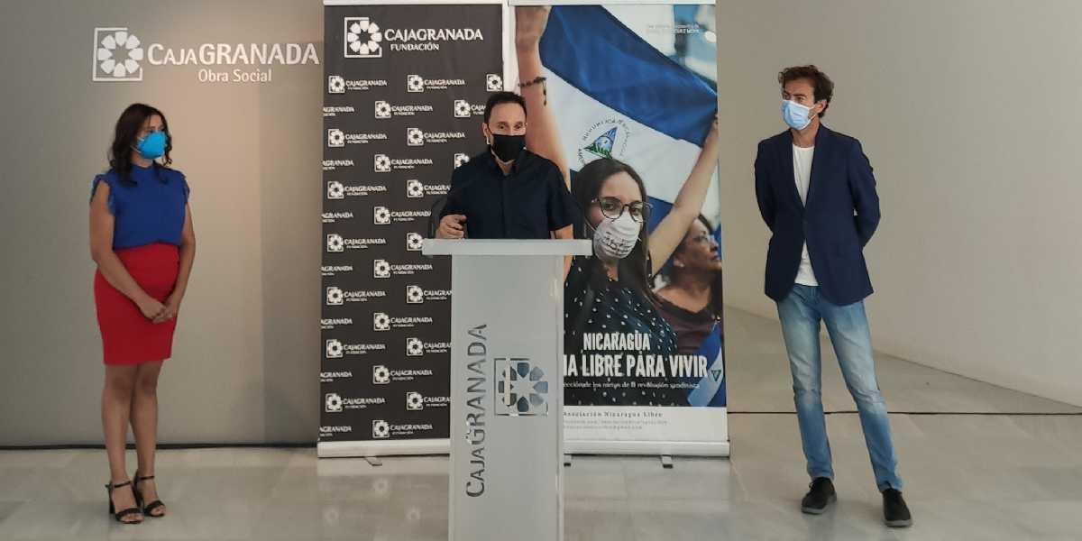 El Centro Cultural CajaGranada acoge la proyección de 'Nicaragua, patria libre para vivir', el documental que retrata la represión en el país centroamericano
