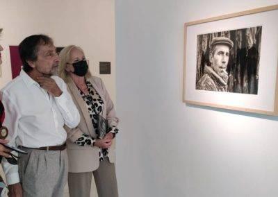 El Centro Cultural CajaGranada acoge la exposición 'La Vega en fuga' de Antonio Arabesco
